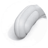 silicone pad
